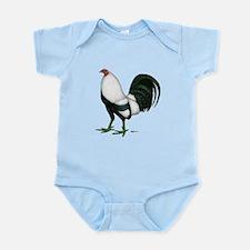 Duckwing Gamecock Infant Bodysuit