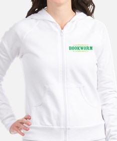 Bookworm Fitted Hoodie