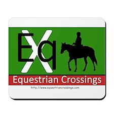 Equestrian Crossings Mousepad