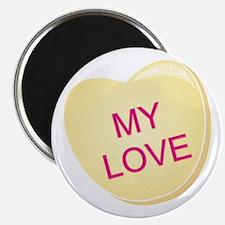 My Love Heart Magnet