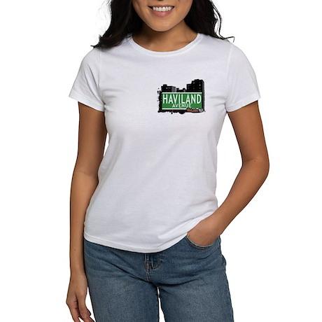Haviland Av, Bronx, NYC Women's T-Shirt