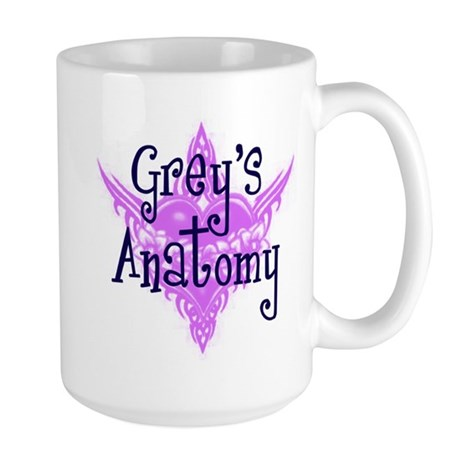 Grey's Anatomy Large Mug