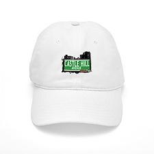 Castle Hill Av, Bronx, NYC Baseball Cap
