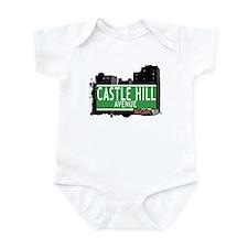 Castle Hill Av, Bronx, NYC Infant Bodysuit