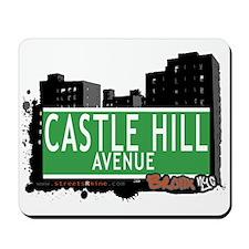 Castle Hill Av, Bronx, NYC Mousepad
