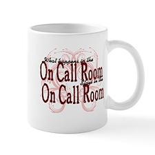 On Call Room Mug