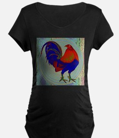 Impressionist Gamecock T-Shirt