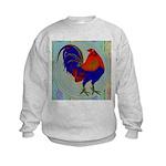 Impressionist Gamecock Kids Sweatshirt