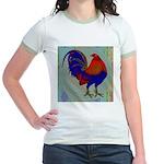 Impressionist Gamecock Jr. Ringer T-Shirt