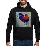 Impressionist Gamecock Hoodie (dark)