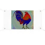 Impressionist Gamecock Banner