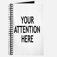 Your Attention Here Journal