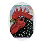 Cochin Head Ornament (Oval)