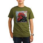 Cochin Head Organic Men's T-Shirt (dark)