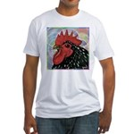 Cochin Head Fitted T-Shirt