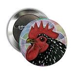 """Cochin Head 2.25"""" Button (100 pack)"""