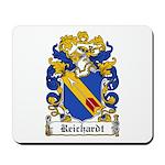 Reichardt Coat of Arms Mousepad