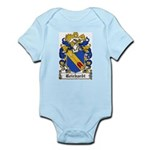 Reichardt Coat of Arms Infant Creeper