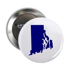 "Rhode Island 2.25"" Button (10 pack)"
