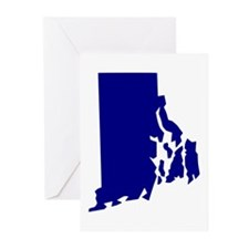 Rhode Island Greeting Cards (Pk of 10)
