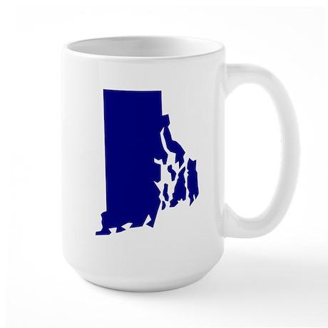 Rhode Island Large Mug