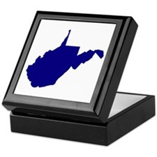 West Virginia Keepsake Box