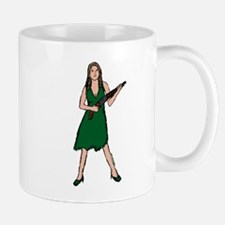 Shotgun Woman 7 Mug