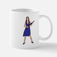 Shotgun Woman 8 Mug