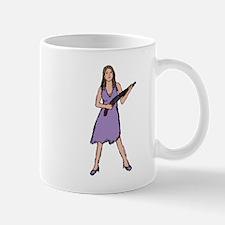 Shotgun Woman 9 Mug