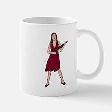 Shotgun Woman 10 Mug
