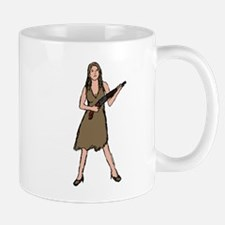Shotgun Woman 11 Mug