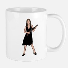 Shotgun Woman 12 Mug