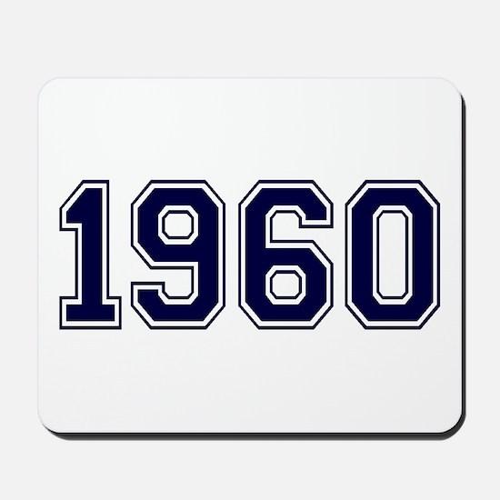 1960 Mousepad