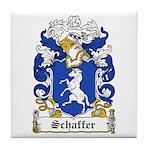 Schaffer Coat of Arms Tile Coaster