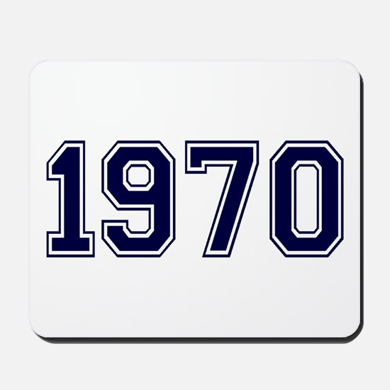 1970 Mousepad