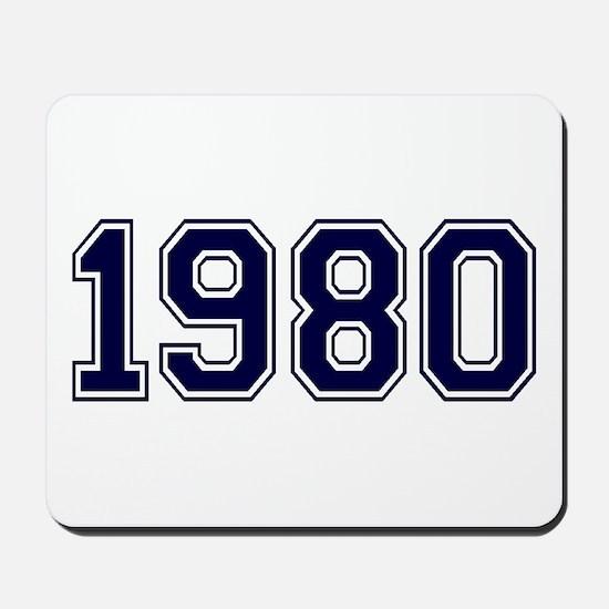 1980 Mousepad