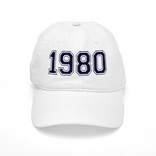 1980 Baseball Cap