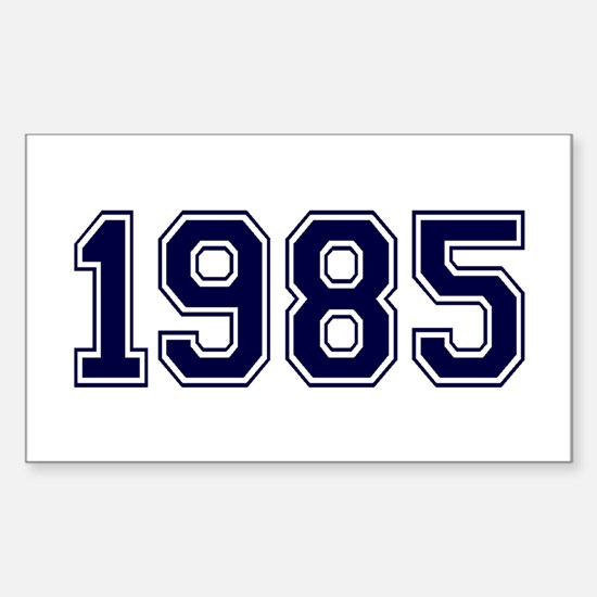 1985 Sticker (Rectangle)