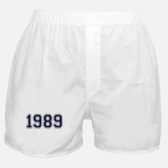 1989 Boxer Shorts