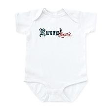 Raven Lunatic Infant Bodysuit