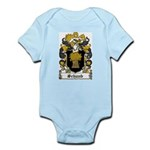 Schaub Coat of Arms Infant Creeper