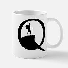 Our original logo on a Mug