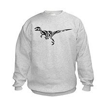 Tribal Raptor Sweatshirt