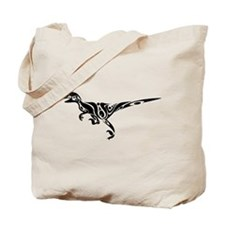Tribal Raptor Tote Bag