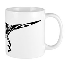 Tribal Raptor Mug