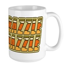 Razzle Dazzle Large Mug