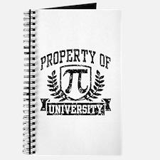 Property of Pi University Journal