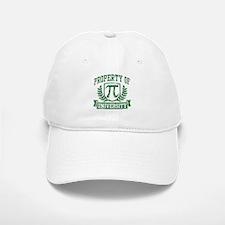 Property of Pi University Baseball Baseball Cap