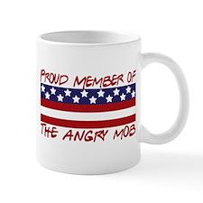 Proud Member Angry Mob Mug