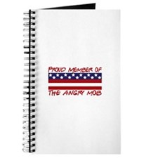 Proud Member Angry Mob Journal